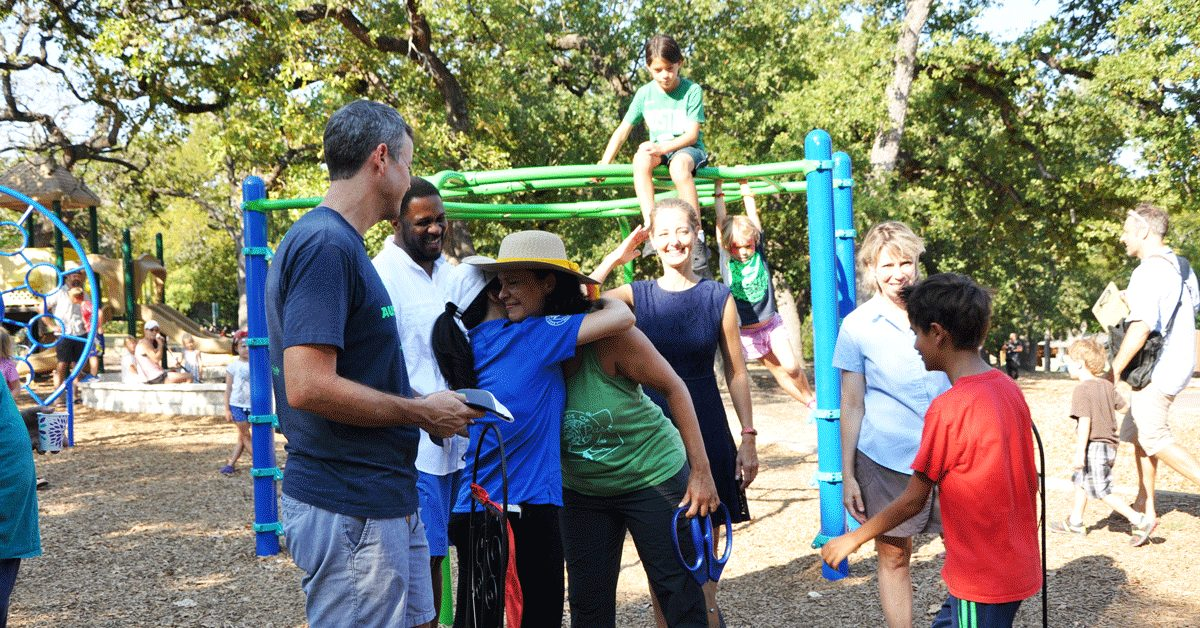"""Featured image for """"Project Playback: Plantings and Playscapes at Patterson Park"""""""