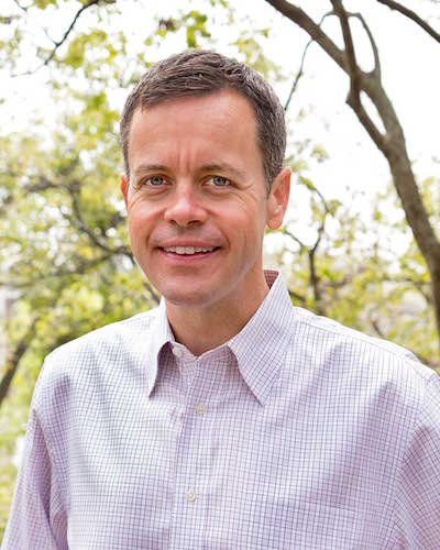 Colin Walls, CEO, Austin Parks Foundation