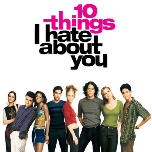 Movies in the Park: 10 Things I Hate About You