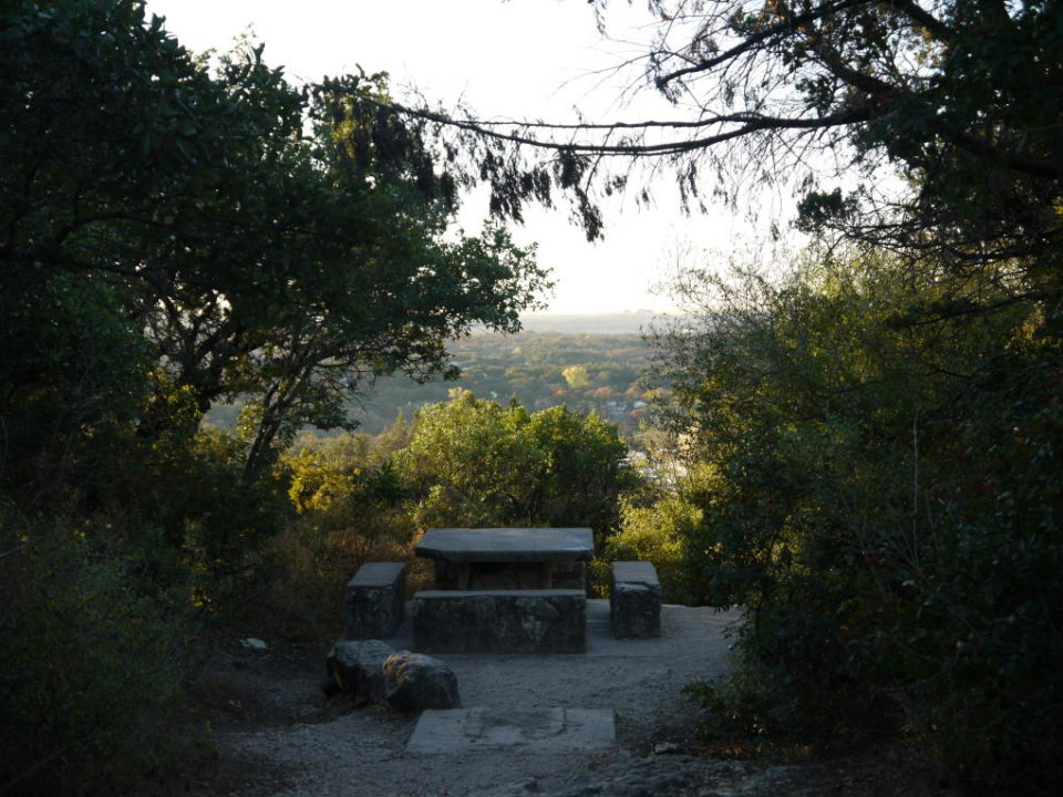 Covert Park at Mt. Bonnell