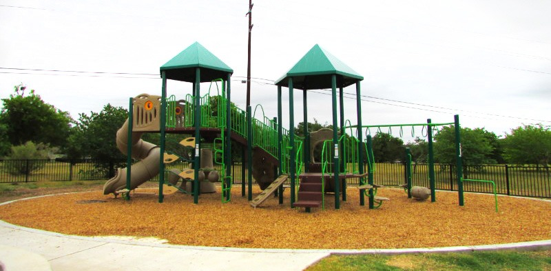 Southeast Austin park adds playground thanks to grant from APF