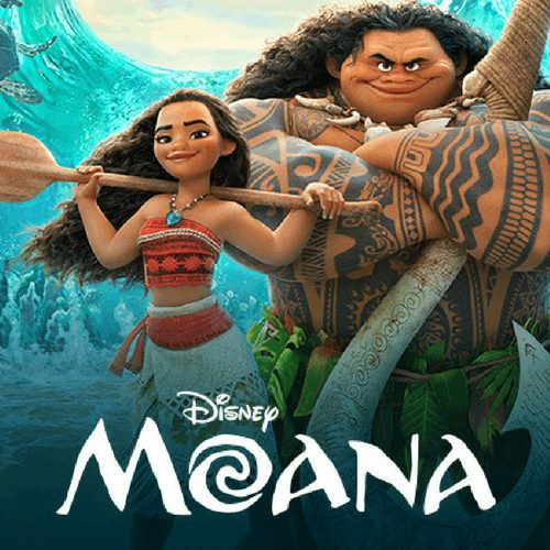 Movies in the Park: Moana