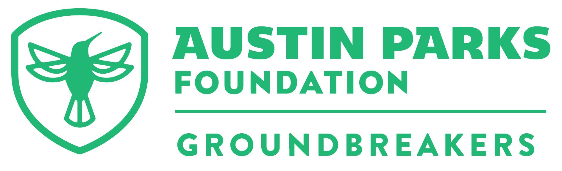 Austin Parks Foundation Groundbreakers