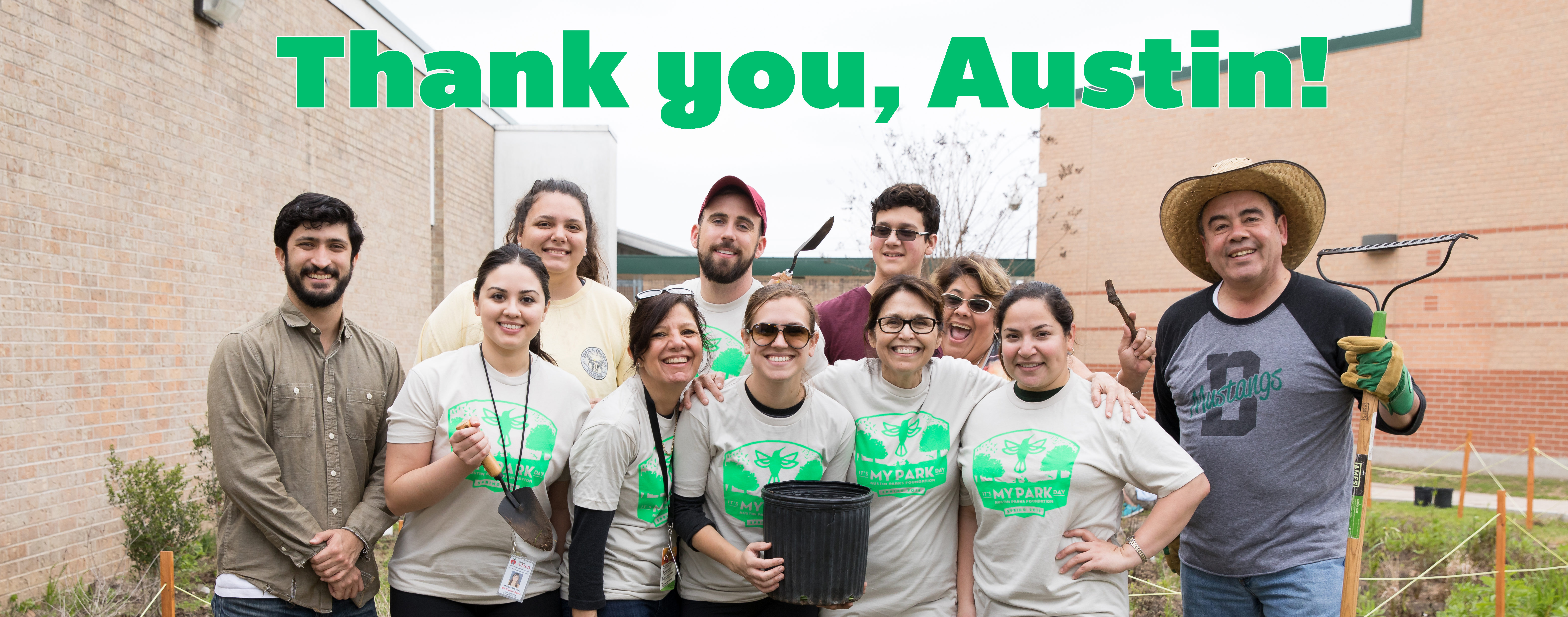 """Featured image for """"Feeling Grateful for a Great Year for Austin's Parks"""""""