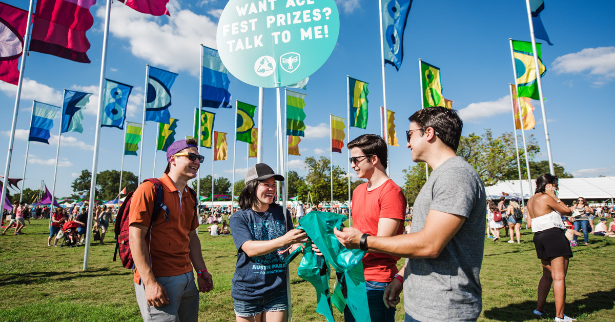 """Featured image for """"ACL Music Fest Appreciation Sale from Austin Parks Foundation"""""""