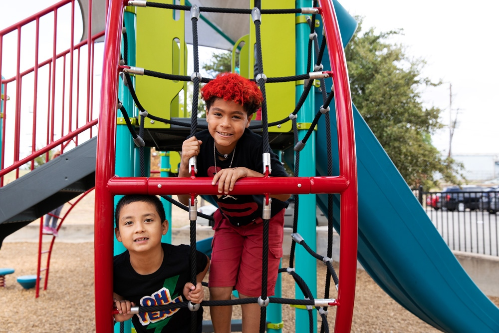 APF's groundbreakers support our work in Austin's parks