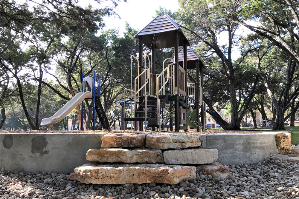 """Featured image for """"North Oaks Playground Renovation"""""""