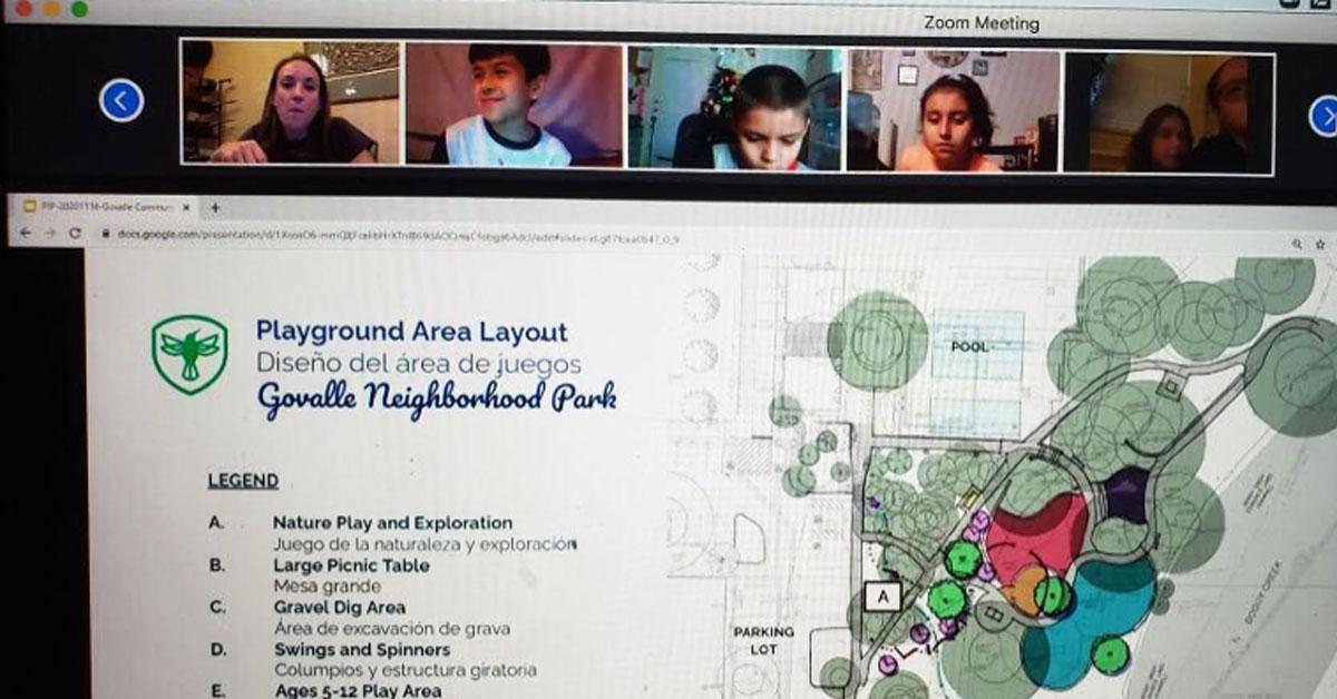 virtual community engagement