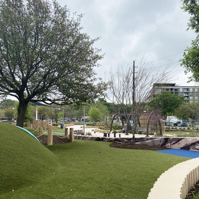 new childrens alliance garden