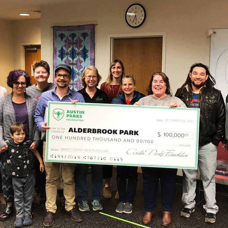 """Featured image for """"Alderbrook Pocket Park Playground Project"""""""