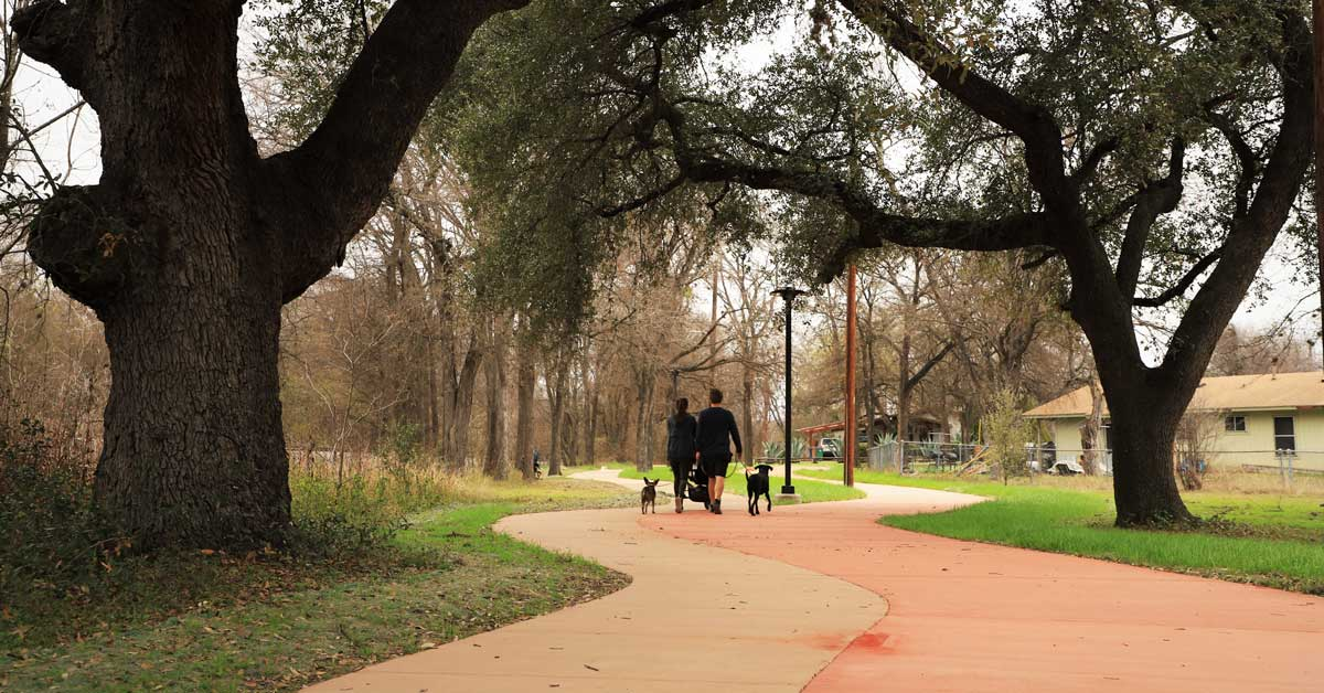 """Featured image for """"Paving the Way for Austinites: 6 of Austin's Best Paved Trails"""""""