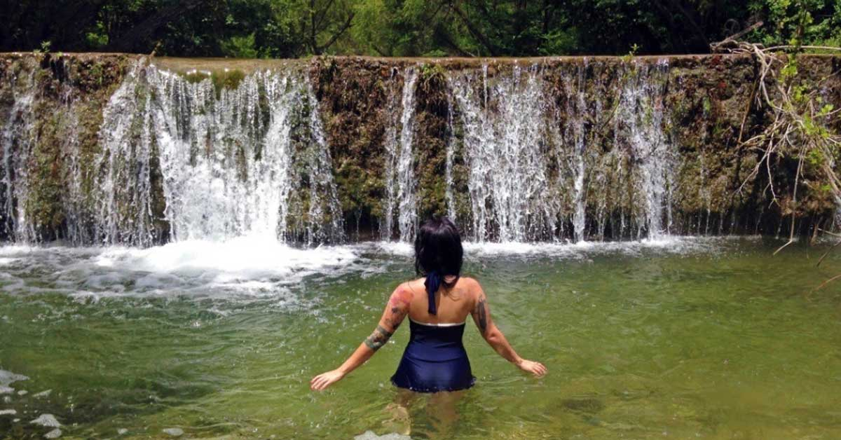 """Featured image for """"12 Swimming Holes Around Austin Guaranteed to Keep You Cool!"""""""